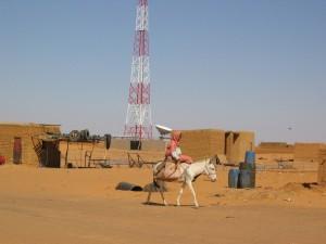 Changing Sudanese landscape  © ASC 2008